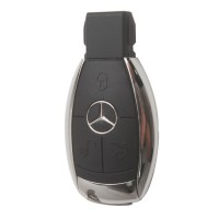 Smart Key 3 Button 433MHZ without Panic For Benz