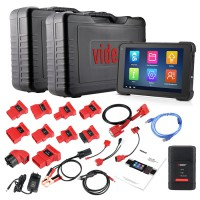 VIDENT iSmart900 Auotomotive Diagnostic & Analyse Système Win10 IP65 8inch Wifi/Bluetooth Tool