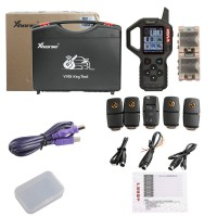 Original Xhorse VVDI Key Tool Version Européenne Française Remote Key Programmer V2.4.1 Supporte ID48 Copy fonction