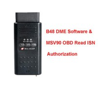 Yanhua Mini ACDP BMW B48 DME and FEM/BDC Integrated Interface Boards Sent Free B48 DME Software & MSV90 OBD Read ISN License