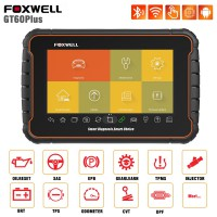 Original Foxwell GT60 Plus Premier Android Diagnostic Platform Supports Key Coding,Diagnosis,Wifi and Bluetooth