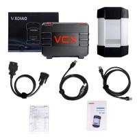 Vxdiag C6 V2018.07 Wifi/Bluetooth BMW & BENZ 2 in 1 Scanner