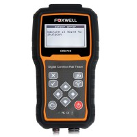 Foxwell CRD700 AutoMatser Pro digital common tester rail haute pression
