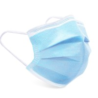 Disposable Protective Mask 3-layers Safe Breathable Mouth Face Mask CE Certified Personal Protection 100pcs