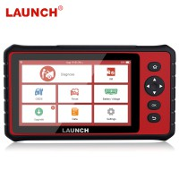 LAUNCH X431 CRP909 OBD2 Car Diagnostic Scanner Professional OBD2 Scanner Airbag SAS TPMS IMMO Reset OBD Auto Code Reader LAUNCH