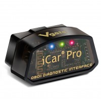 Vgate iCar Pro Bluetooth 4.0 OBDII scanner for Android & iOS