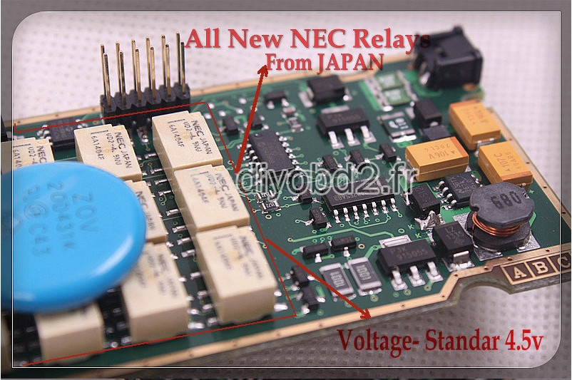 lexia 3 interface pc board
