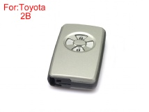 Smart key shell 2 buttons pour Toyota
