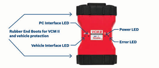 vcm 2 v97 display