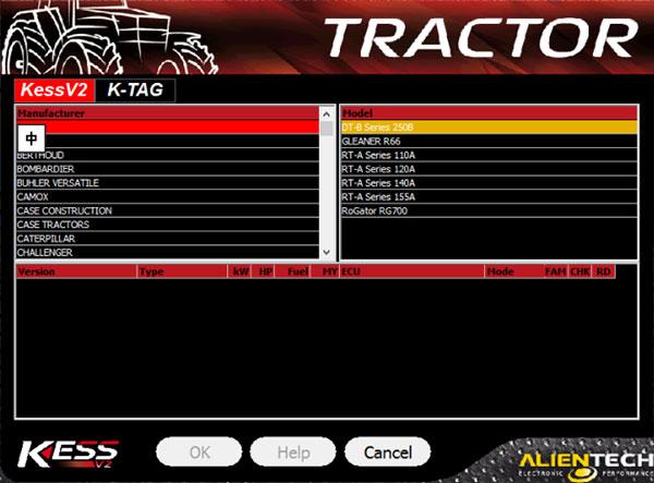 kess v2 v5017 tractor