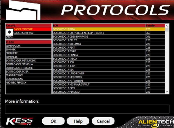 kess v2 5.017 protocols