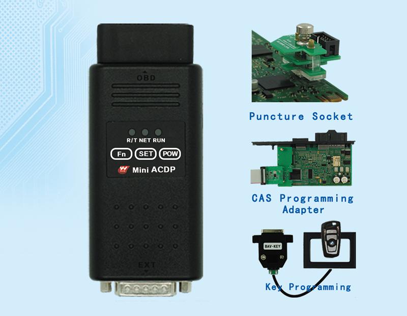 Yanhua Mini ACDP Clé Programmeur Master