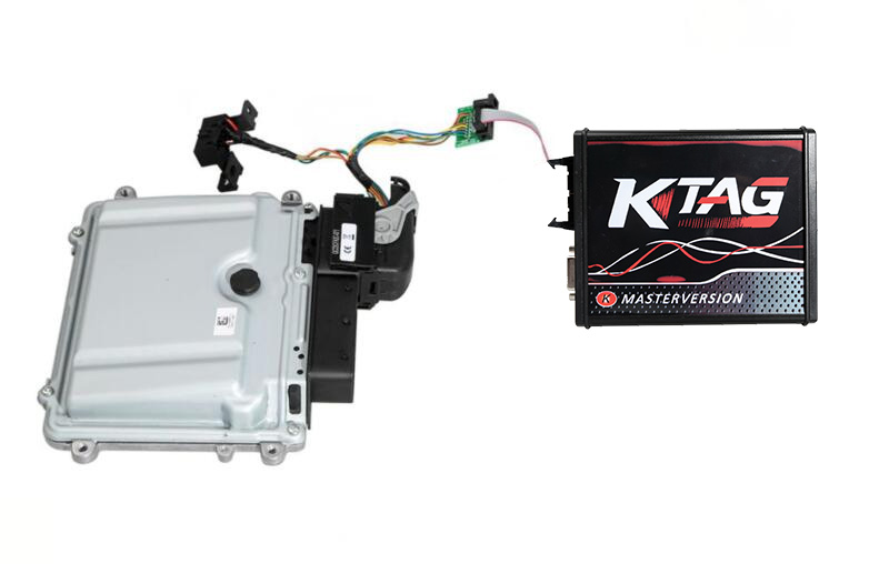 KTAG Plus Benz ME9.7 ECU ECM Engine Computer Avec Renew Cable